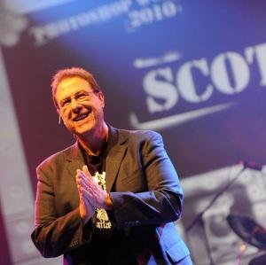 Scott at psw keynote
