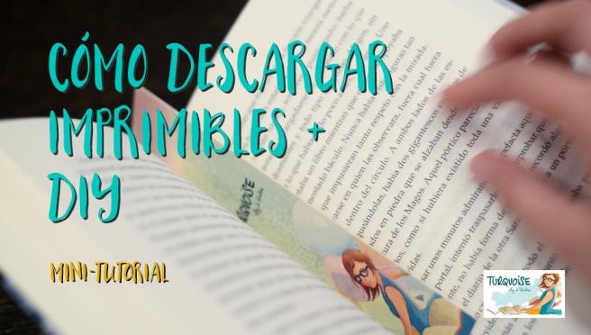 Mini-tutorial: cómo descargar imprimibles + DIY   Turquoise – Blog ...